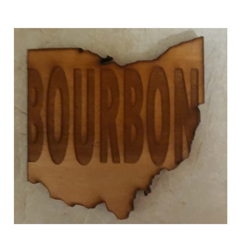 Bourbon Coaster - Celebrate Local, Shop The Best of Ohio