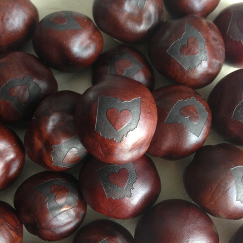 Luckeye (Lucky Ohio Buckeye) - Celebrate Local, Shop The Best of Ohio
