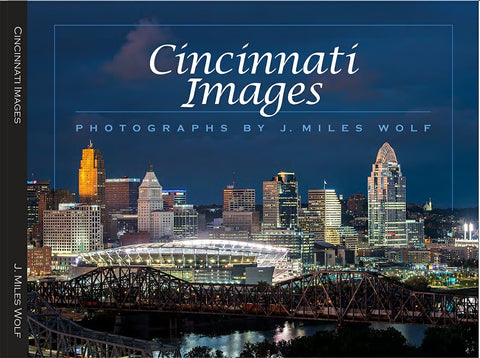 Cincinnati Images Coffee Table Book (4th Edition)