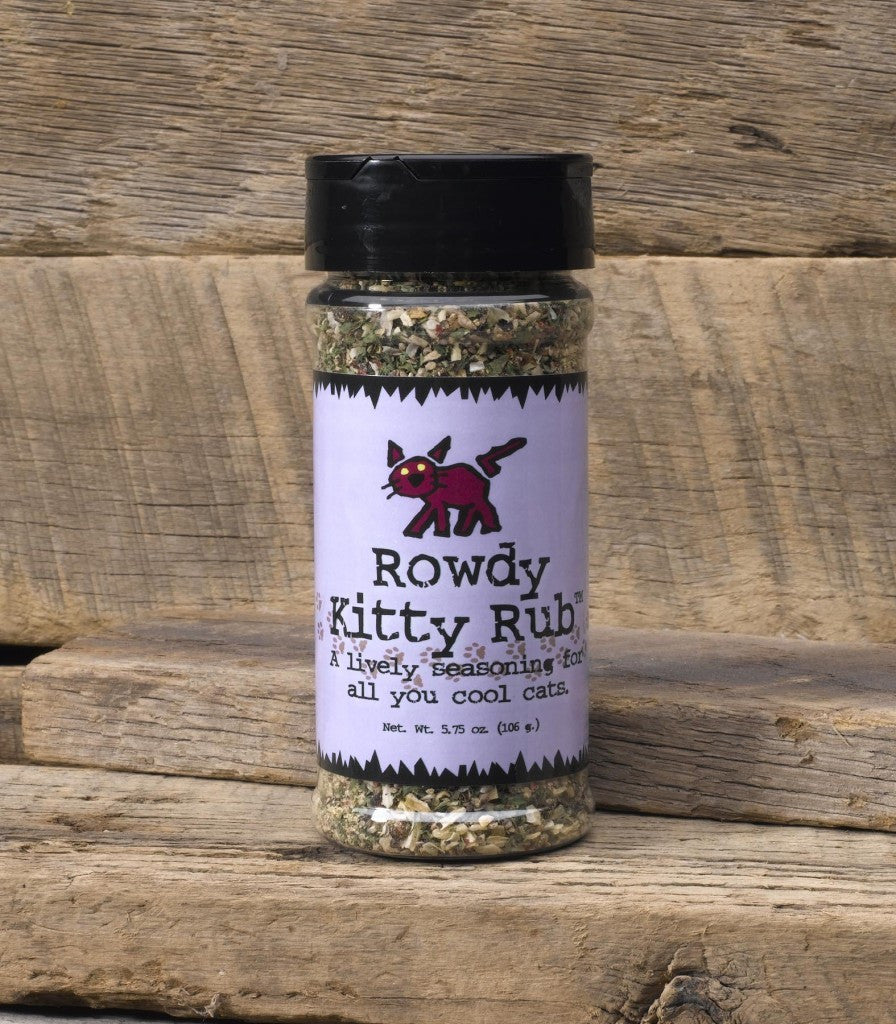 Rowdy Kitty Rub - Celebrate Local, Shop The Best of Ohio
