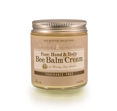 Bee Balm Face Cream - Fragrance Free 2 oz - Celebrate Local, Shop The Best of Ohio