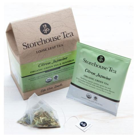 Organic Tea Sachets Box of 12 - Celebrate Local, Shop The Best of Ohio