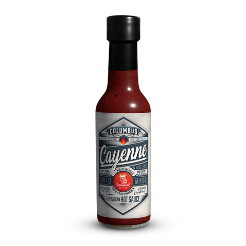 Columbus Cayenne Hot Sauce - Celebrate Local, Shop The Best of Ohio