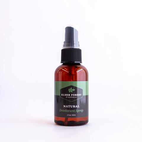 Deodorant Herbal Spray