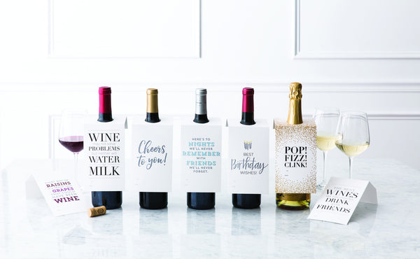 Wine Bottle Tags (Various) - Celebrate Local, Shop The Best of Ohio - 1