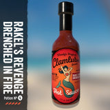 Rakel's Revenge – Drenched in Fire hot Sauce - Celebrate Local, Shop The Best of Ohio