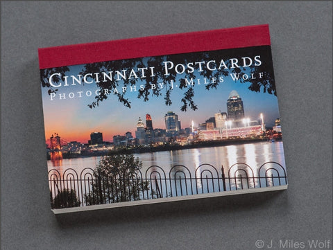 Cincinnati Postcard Book (30 Images) - Celebrate Local, Shop The Best of Ohio