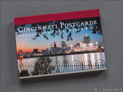 Cincinnati Postcard Book - Celebrate Local, Shop The Best of Ohio
