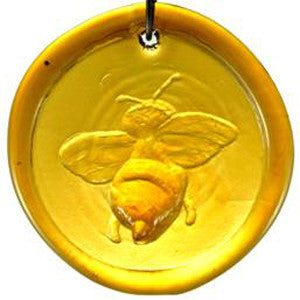 Bumblebee - Recycled Glass Suncatcher - Celebrate Local, Shop The Best of Ohio