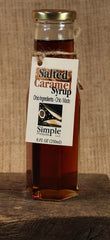Salted Caramel Simple Syrup - Celebrate Local, Shop The Best of Ohio