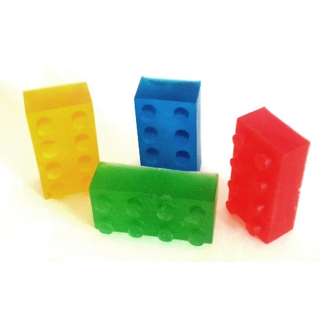 Colored Brick Shaped Kids Hand Soap - Set of 4 - Celebrate Local, Shop The Best of Ohio