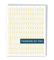 Thinking of You - Greeting Card - Celebrate Local, Shop The Best of Ohio