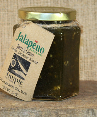 Jalapeno Lime Glaze - Celebrate Local, Shop The Best of Ohio