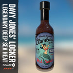 Davy Jones' Locker Legendary Deep Sea Heat Hot Sauce - Celebrate Local, Shop The Best of Ohio