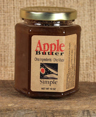 Apple Butter (10oz) Jar - Celebrate Local, Shop The Best of Ohio