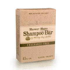 Shampoo Bar - Fragrance Free (4.5 oz) - Celebrate Local, Shop The Best of Ohio