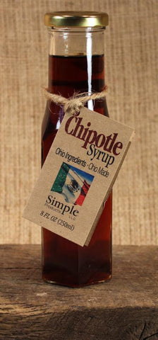 Chipotle Syrup (8oz) - Celebrate Local, Shop The Best of Ohio