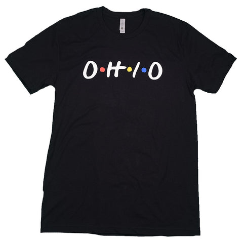 Ohio Dots T-Shirt - Celebrate Local, Shop The Best of Ohio