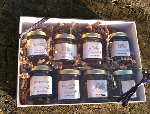 Honeyrun Raw Ohio Honey - 2 oz Sampler - Celebrate Local, Shop The Best of Ohio