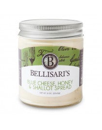 Blue Cheese Honey and Shallot Spread - Celebrate Local, Shop The Best of Ohio