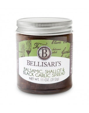 Balsamic Shallot and Black Garlic Spread - Celebrate Local, Shop The Best of Ohio