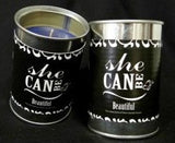 She Can Candles (Various Secents) - Celebrate Local, Shop The Best of Ohio - 1