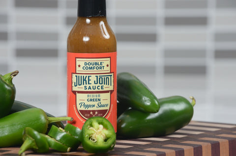 Juke Joint Green Pepper Sauce 5 oz - Celebrate Local, Shop The Best of Ohio