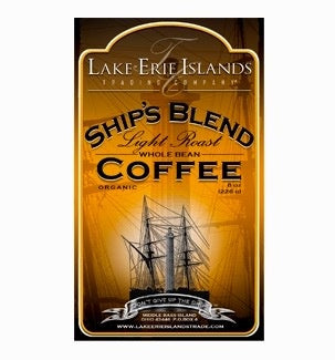 Ships Blend Whole Bean Coffee 8 oz - Celebrate Local, Shop The Best of Ohio