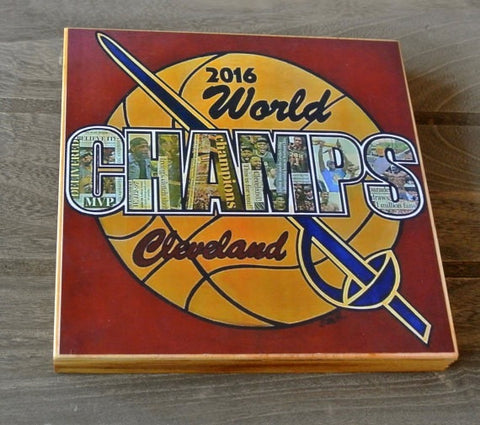 Cavs Championship Limited  Edition Ornament - Celebrate Local, Shop The Best of Ohio