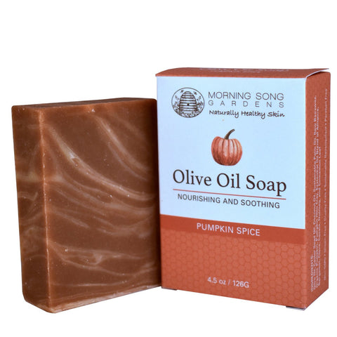 Pumpkin Spice Olive Oil Soap - Celebrate Local, Shop The Best of Ohio