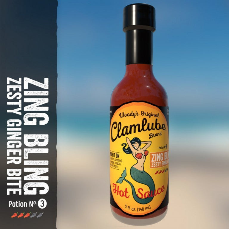 Zing Bling – Zesty Ginger Bite Hot Sauce - Celebrate Local, Shop The Best of Ohio - 1
