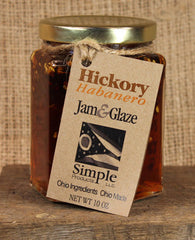 Hickory Habanero Glaze (10 oz) - Celebrate Local, Shop The Best of Ohio