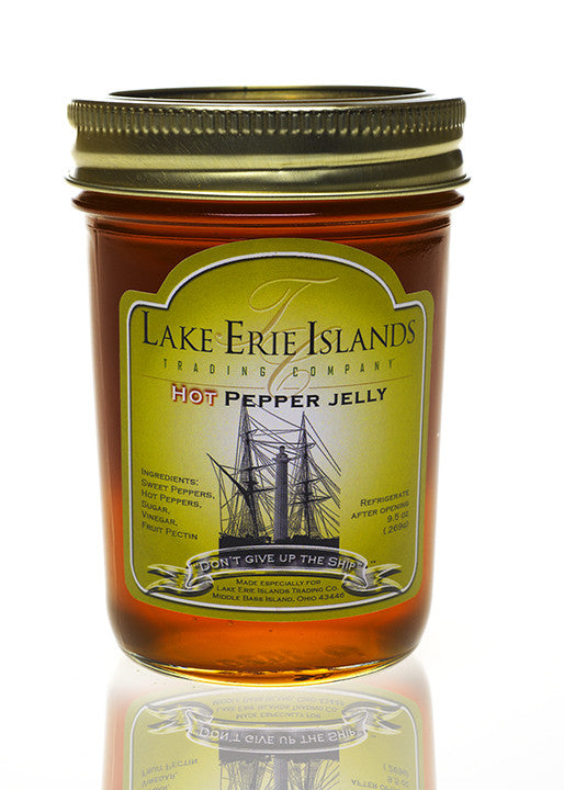 Hot Pepper Jelly 9.5 oz - Celebrate Local, Shop The Best of Ohio