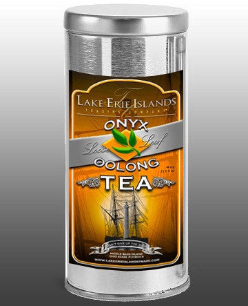 Onyx Oolong Loose Leaf Tea - Celebrate Local, Shop The Best of Ohio