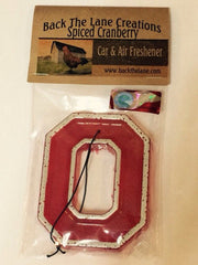 Block O Air Freshener - Variety of Scents - Celebrate Local, Shop The Best of Ohio