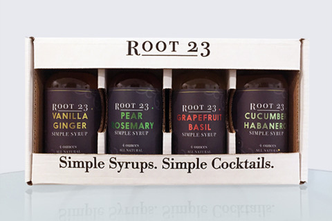 Root 23 Simple Syrup Gift Pack - Celebrate Local, Shop The Best of Ohio