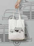 Wanderlust Canvas Tote - Celebrate Local, Shop The Best of Ohio