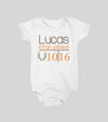 Personalized Hunting Baby Onesie
