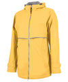 Yellow New Englander Rain Jacket