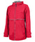 Red New Englander Rain Jacket