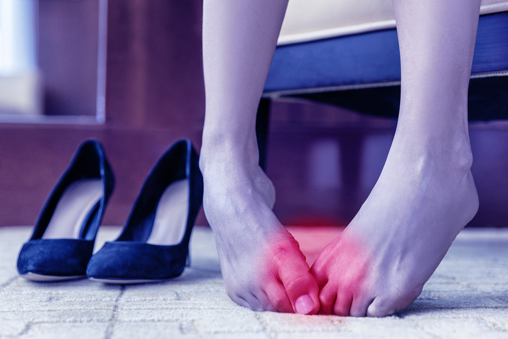 How to Get Bunion Relief