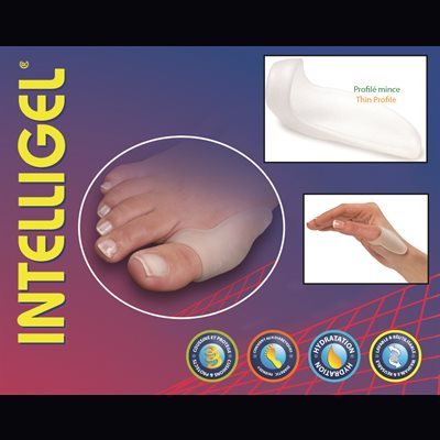 Intelligel All Gel Bunion Protector Large