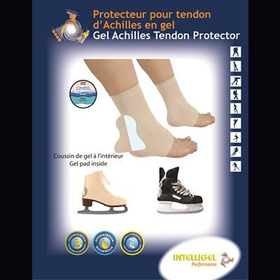 Intelligel Gel Achilles Tendon Protector large