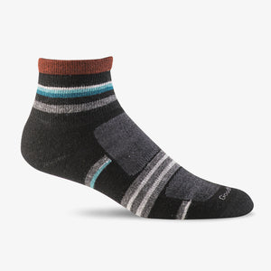 Open image in slideshow, Goodhew Cascade Quarter Men's Socks