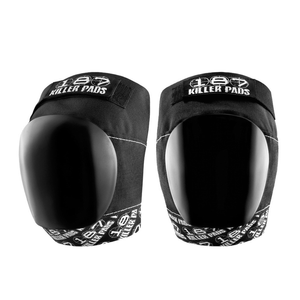 187 PRO KNEE PADS Black - PROTECTION