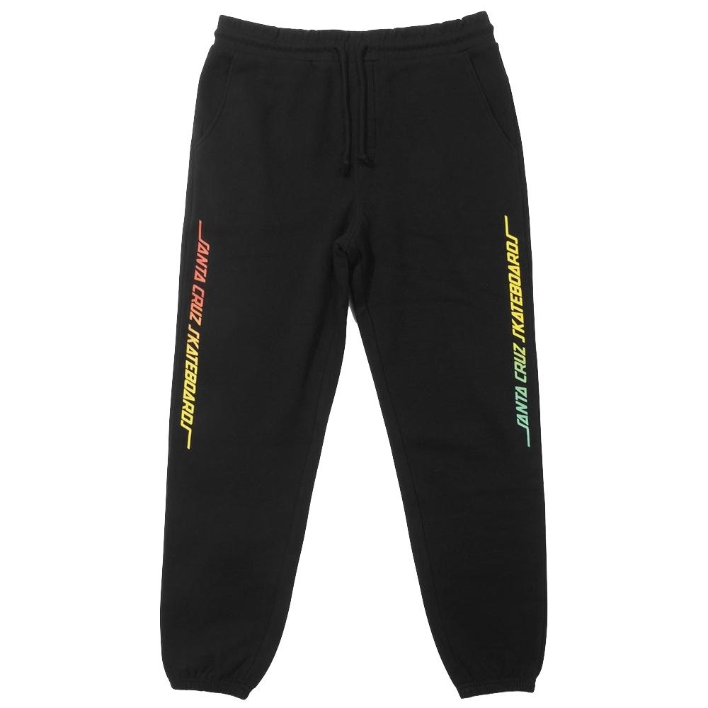 SANTA CRUZ VERTIGO FLEECE TRACK PANTS