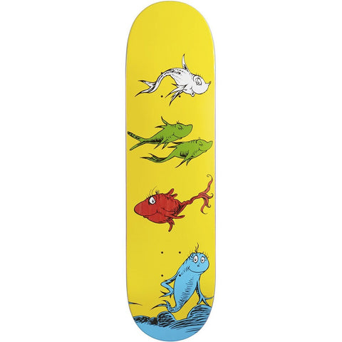 ALMOST DR SEUSS YURI ONE FISH DECK 8.25