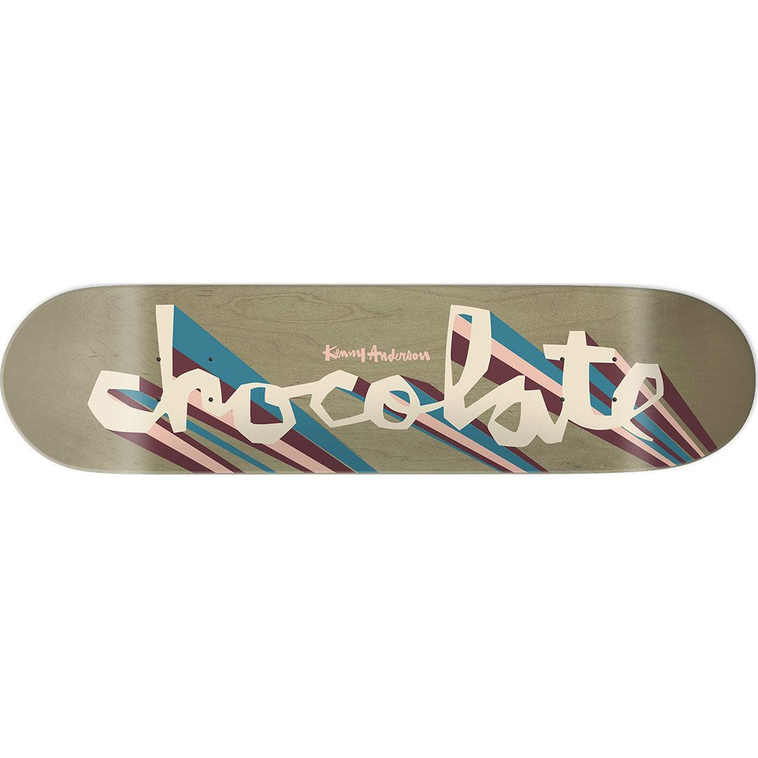 CHOCOLATE KENNY ANDERSON ORIGINAL CHUNK WR37 DECK 8.1