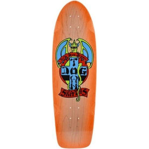DOGTOWN - REDDOG OG ORANGE FADE DECK - 9