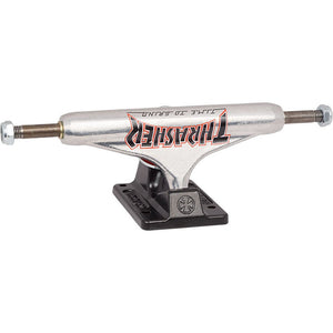 INDEPENDENT - THRASHER SILVER/BLACK - STANDARD TRUCK - 169